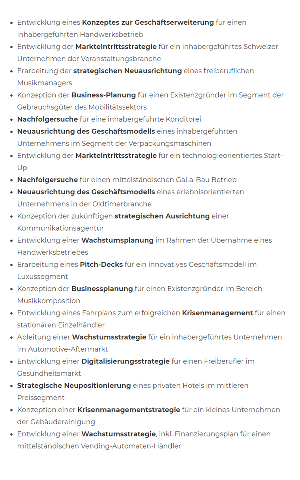 Unternehmensberater & Consulting in  Waldorf, Burgbrohl, Bad Breisig, Oberdürenbach, Dedenbach, Oberzissen, Niederdürenbach oder Gönnersdorf, Niederzissen, Königsfeld